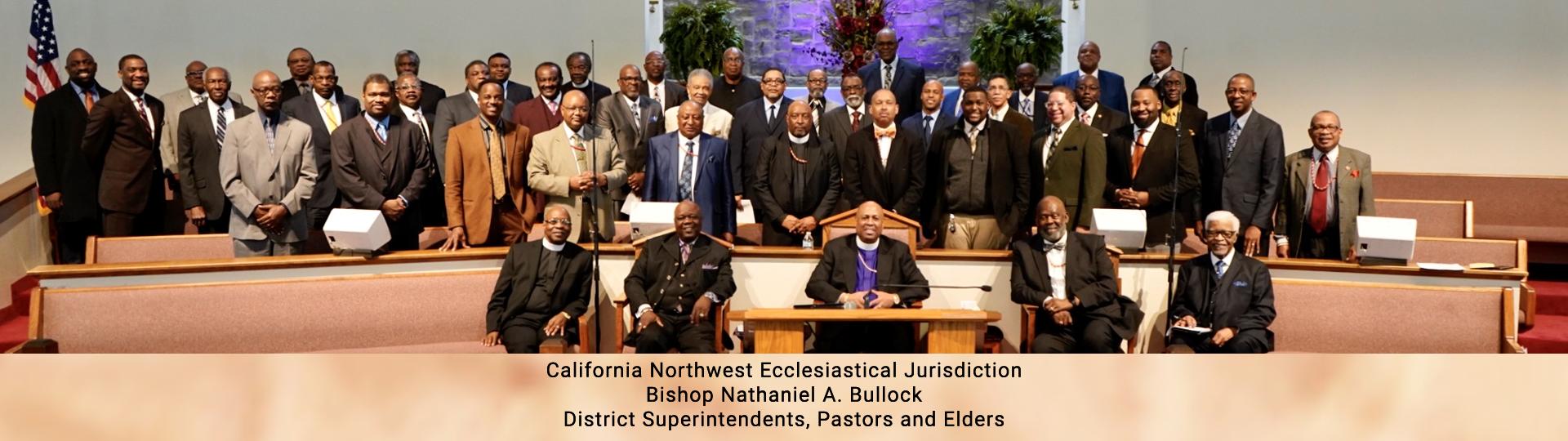 Superintenent and District Pastors